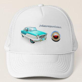 Nash Metropolitan Car Trucker Hat