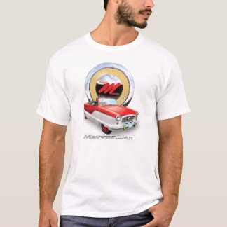 Nash Metropolitan  convertible painting T-Shirt