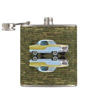 Nash Metropolitan Hip Flask