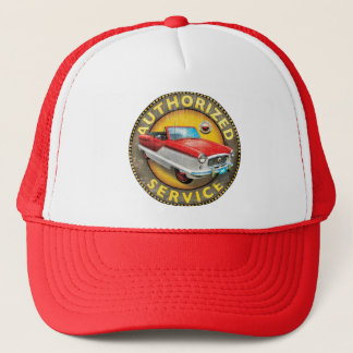 Nash Metropolitan service sign Trucker Hat