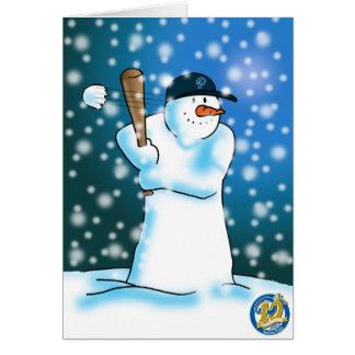 Nashua Snow Ball Anniversary Edition Card