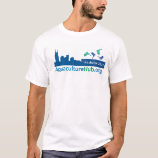 Nashville 2013 Aquaculture Hub Apparel T-Shirt