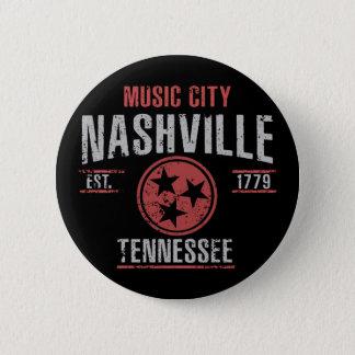 Nashville 2 Inch Round Button
