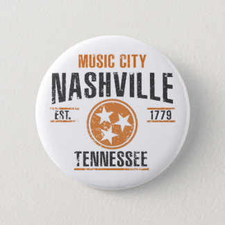 Nashville 2 Inch Round Button