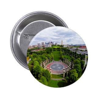 Nashville Aerial photo Pins