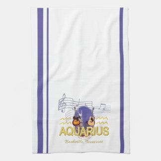 Nashville Aquarius Kitchen Towel