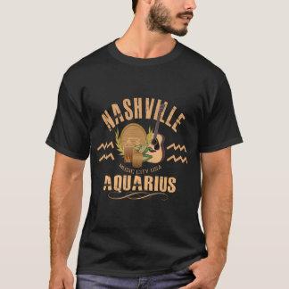Nashville Aquarius Zodiac Men's Shirt