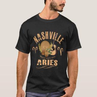 Nashville Aries Zodiac Men's Shirt