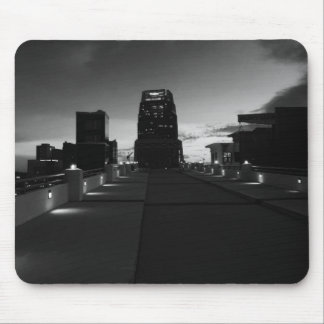 Nashville by Night Mouse Pad