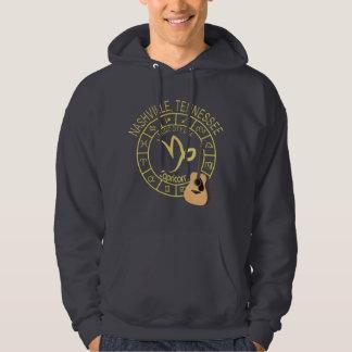Nashville Capricorn Men's Hooded Sweatshirt