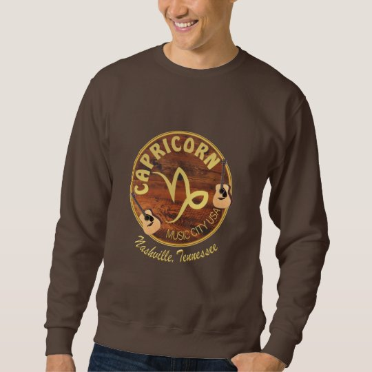 Nashville Capricorn Men's Sweatshirt