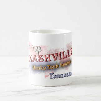 Nashville - coffee mug