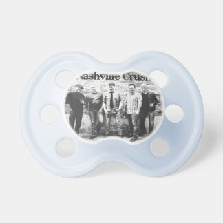 Nashville crush pacifier