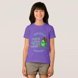 Nashville Finer Than Frog Hair Girls' Shirt