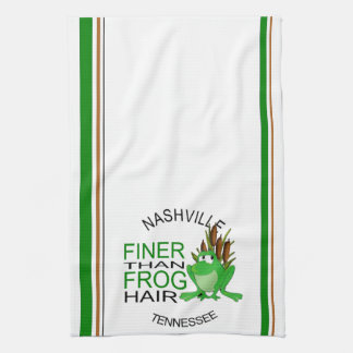 "Nashville Finer Than Frog Hair Towel 16"" x 24"""