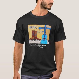 Nashville flood t-shirt