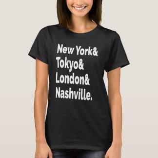 Nashville Hometown T-shirt