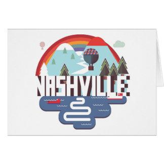Nashville In Design Card