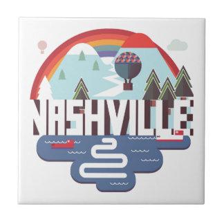Nashville In Design Tile