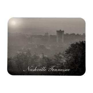 Nashville in the Morning Magnet