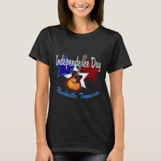 Nashville Independence Day Women's Basic T-Shirt