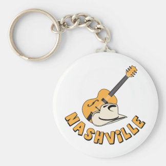 Nashville Keychain