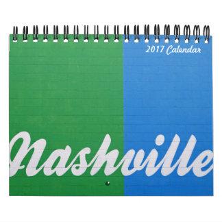 Nashville Lovers Wall Calendars