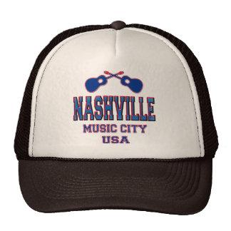 Nashville, Music City USA Trucker Hat