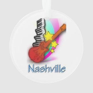 Nashville Rhythm Ornament