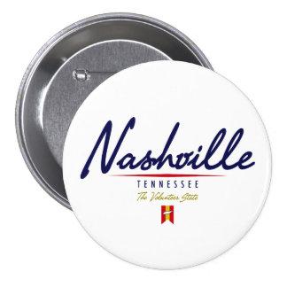 Nashville Script Pins