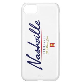 Nashville Script iPhone 5C Case