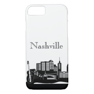 Nashville Silhoutte Phone Cases