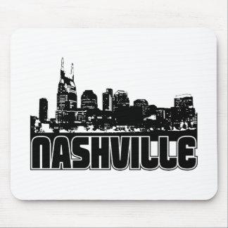 Nashville Skyline Mouse Pad