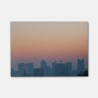 Nashville Skyline Post-it® Notes