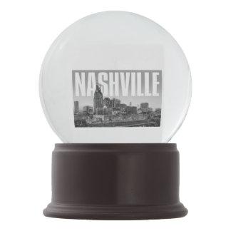 Nashville Snow Dome Snow Globe