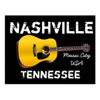 Nashville souvenir postcards