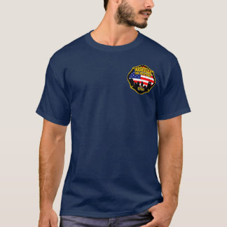 Nashville Tennessee Fire Dept Tee