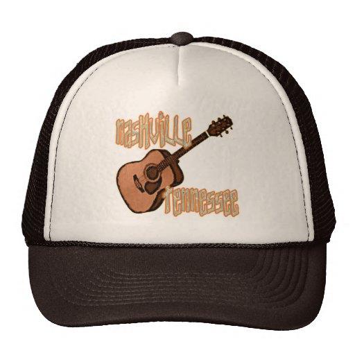 NASHVILLE TENNESSEE TRUCKER HATS