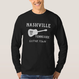 Nashville Tennessee Long Sleeve T-shirt
