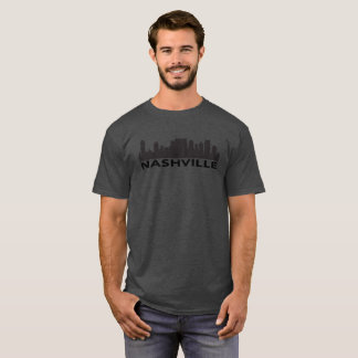 Nashville Tennessee Skyline T-Shirt