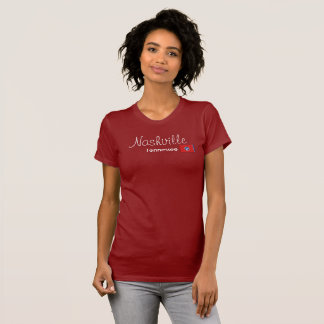 Nashville Tennessee Souvenir T-shirt