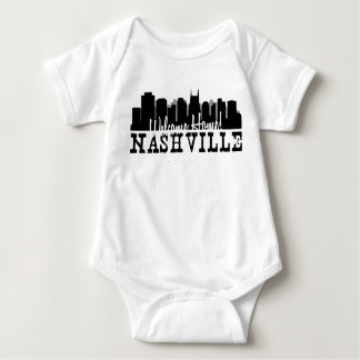 Nashville Welcome Home Baby Bodysuit