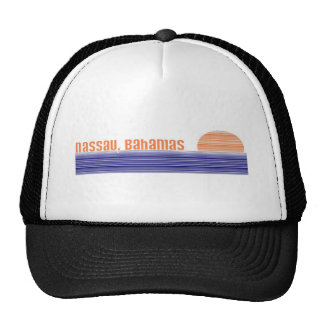 Nassau, Bahamas Trucker Hats