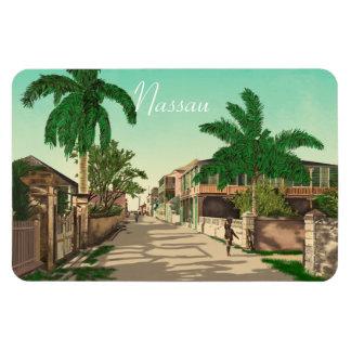 Nassau,Bahamas Magnet