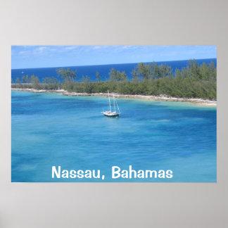 Nassau, Bahamas Poster
