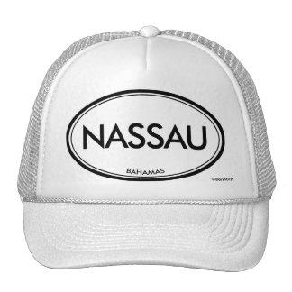 Nassau, Bahamas Trucker Hat
