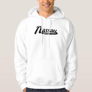 Nassau Bahamas Vintage Logo Hoodie
