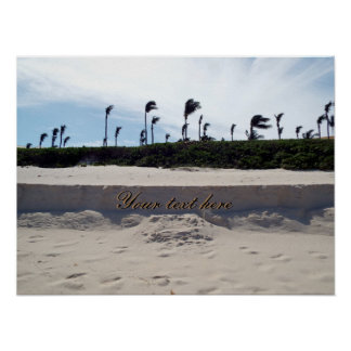 Nassau Beach Poster