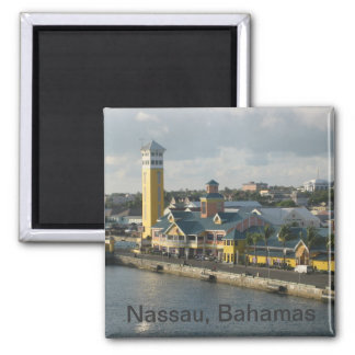 Nassau harbor square magnet
