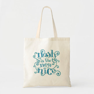 Nasty is the New Nice Tote Bag